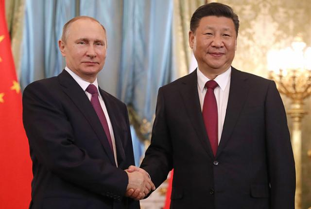 "China e Rússia: ""best friends"", enfim?"