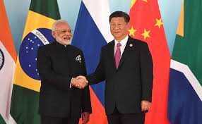 China and India, or the Mirror's Dilemma