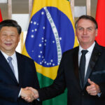 Brazil loses space to China in South America
