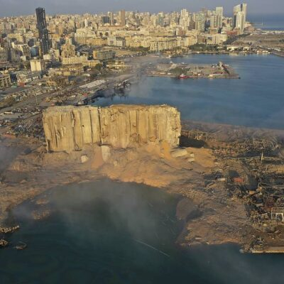 Lebanon tragedy