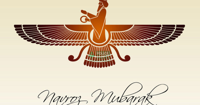 NAVROZ, the new year parsi