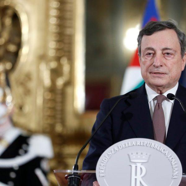 A desafiadora lista de tarefas pendentes de Draghi na Itália