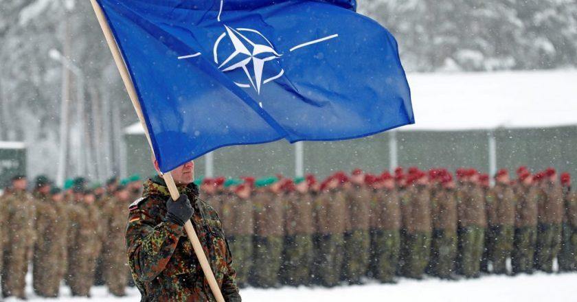 A OTAN e as mudanças no equilíbrio do poder mundial